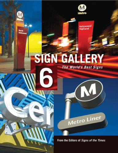9780944094587: Sign Gallery 6