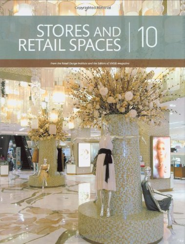 9780944094631: Stores and Retail Spaces 10