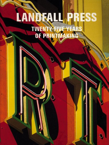 9780944110683: Landfall Press: Twenty-five Years of Printmaking