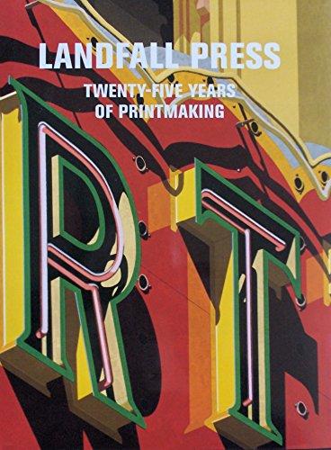 9780944110690: Landfall Press: Twenty-Five Years of Printmaking