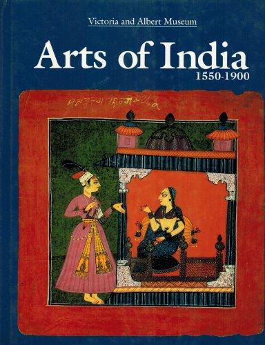 9780944142592: Arts of India: 1550-1900