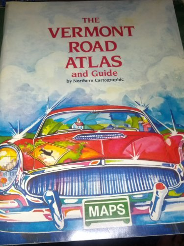 9780944187036: The Vermont road atlas and guide