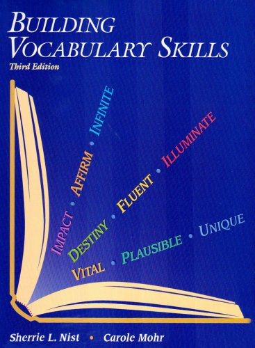 9780944210123: Building Vocabulary Skills