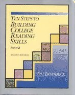 9780944210673: Ten Steps to Building College Reading Skills