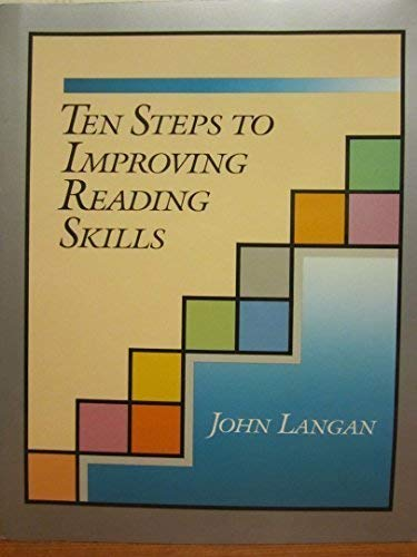 9780944210888: Ten steps to improving reading skills
