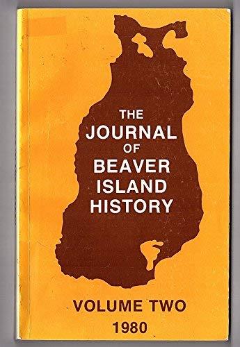 9780944216026: Journal of Beaver Island History: Volume Two 1980