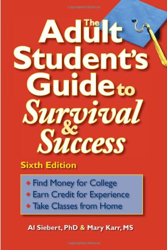 9780944227381: The Adult Student's Guide to Survival & Success