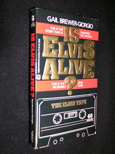 9780944276310: Is Elvis Alive?/Book and Audio Cassette