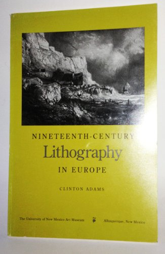 9780944282205: Nineteenth-Century Lithography in Europe
