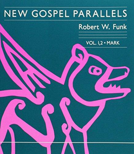 9780944344132: New Gospel Parallels, Vol. 1 and 2: Mark (Foundations & Facets) (New Gospel Parallels) (Foundations & Facets. Reference Series) (v. 1, v. 2)