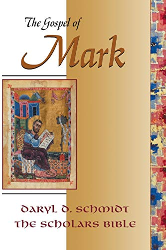 9780944344149: The Gospel of Mark (Scholars Bible) (English, Ancient Greek and Ancient Greek Edition)