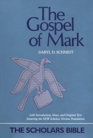 9780944344330: The Gospel of Mark (The Scholars Bible, Vol. 1) (English, Ancient Greek and Ancient Greek Edition)