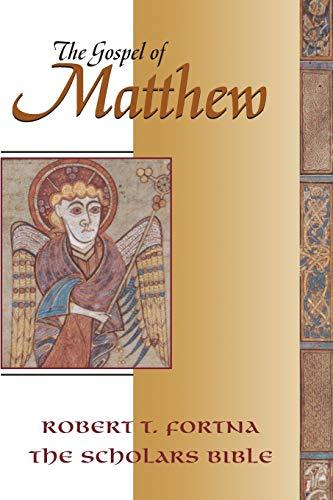 9780944344606: The Gospel of Matthew (Scholars Bible)