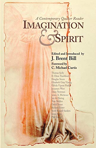 9780944350614: Imagination & Spirit: A Contemporary Quaker Reader