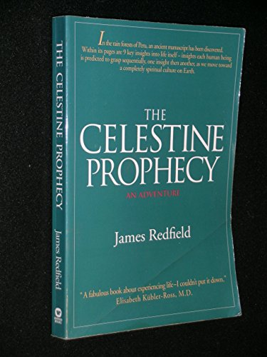 the celestine prophecy by james redfield essay Written by james redfield nine insights featuring original essays celestine prophecy 1993 by james redfield.