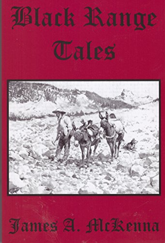 9780944383605: Black Range Tales