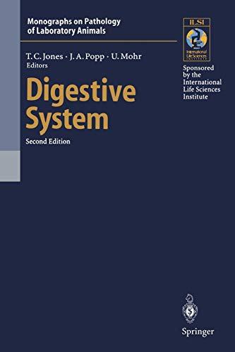 9780944398753: Digestive System (Monographs on Pathology of Laboratory Animals)