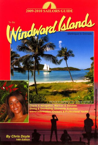 9780944428856: Sailors Guide to the Windward Islands 2009-2010
