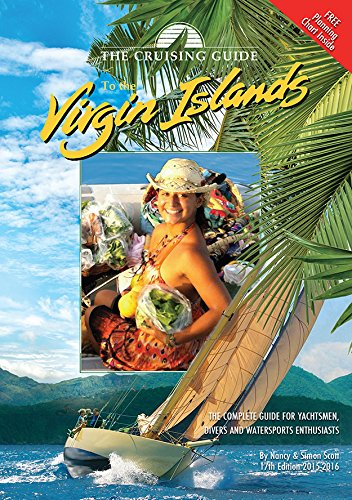 9780944428986: The Cruising Guide to the Virgin Islands