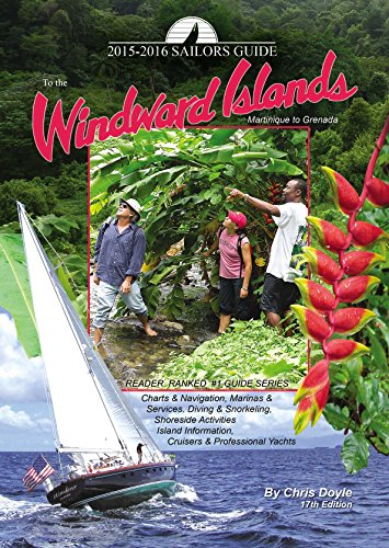9780944428993: The Sailors Guide 2015-2016 to the Windward Islands