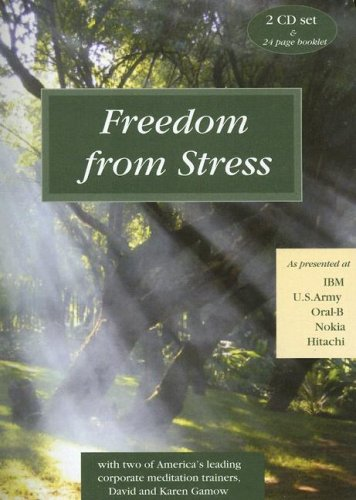 9780944435625: Freedom from Stress [With Booklet]