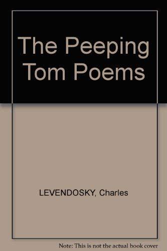 9780944439173: The Peeping Tom Poems
