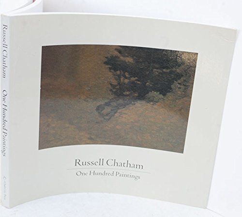 Russell Chatham: One Hundred Paintings (0944439241) by Chris Waddington; Jim Harrison; Russell Chatham