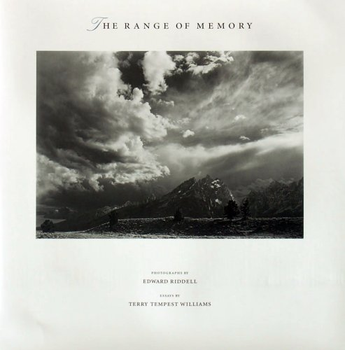Range Of Memory: Williams, Terry Tempest