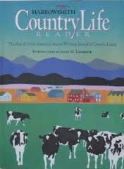 9780944475096: The Harrowsmith Country Life Reader: The Best of North America's Award-Winning Journal of Country Living