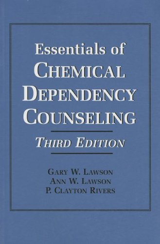 9780944480342: Essentials of Chemical Dependency Counseling