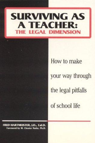 Surviving as a Teacher: Hartmeister, Fred
