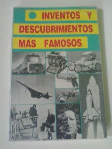 9780944499719: INVENTOS Y DESCUBRIMIENTOS MAS FAMOSOS