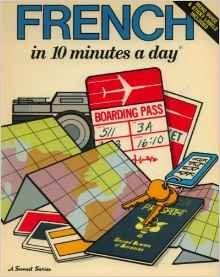 9780944502150: French in 10 minutes a day (10 minutes a day series)
