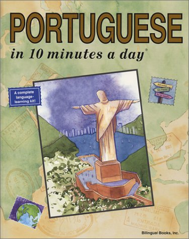 9780944502372: PORTUGUESE in 10 minutes a day®