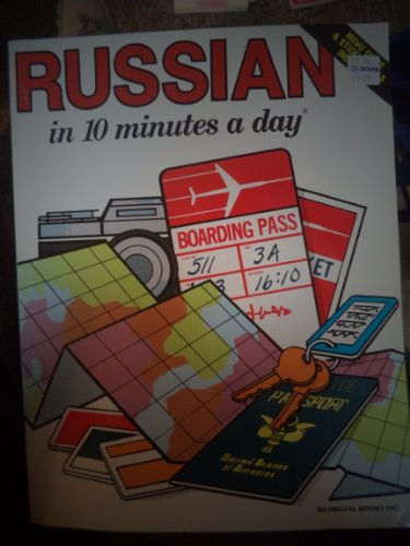 9780944502464: Russian in 10 Minutes a Day