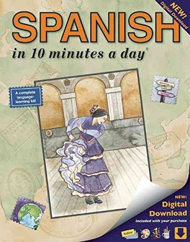 9780944502518: Spanish in 10 Minutes a Day (English and Spanish Edition)