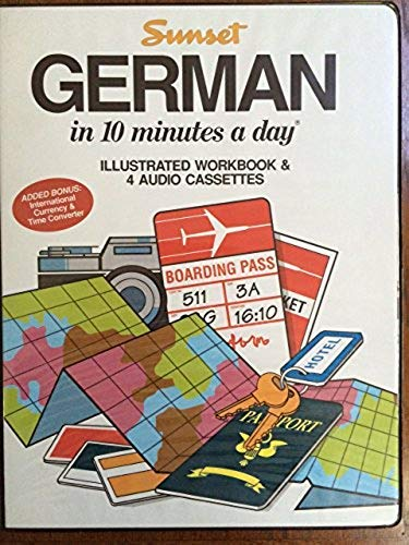 9780944502532: German in 10 Minutes a Day