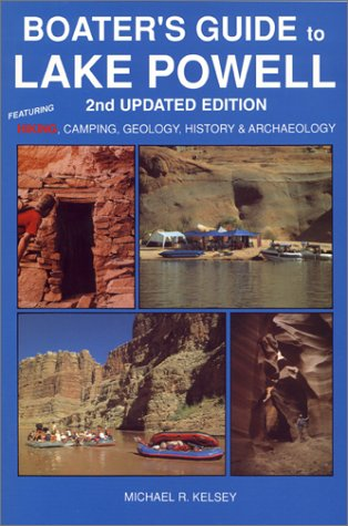 9780944510100: Boater's Guide to Lake Powell : Featuring HIKING, Camping, Geology, History & Archaeology