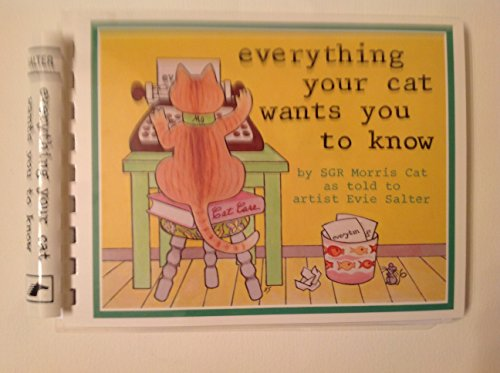 9780944538005: Everything Your Cat Wants You to Know
