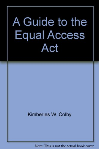A Guide to the Equal Access ACT