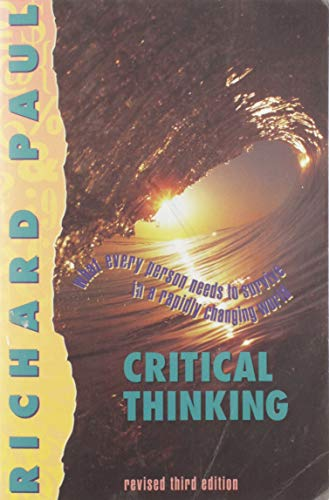 Definition of critical thinking by michael scriven and richard