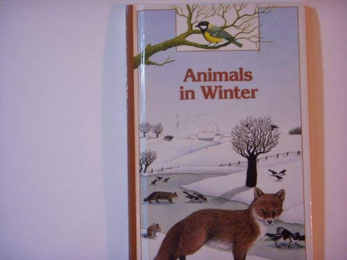 9780944589052: Animals in Winter (Young Discovery Library) (English and French Edition)
