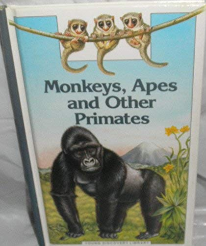 9780944589267: Monkeys, Apes and Other Primates (Young Discovery Library)