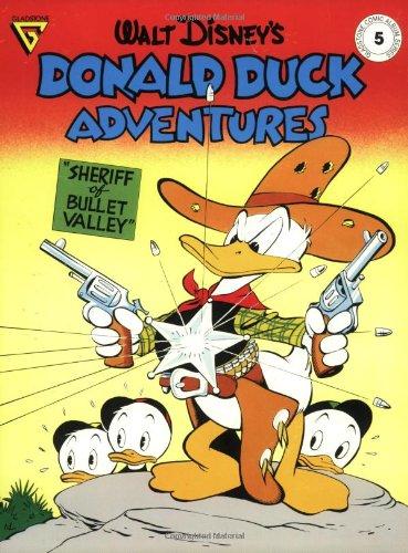 9780944599044: Walt Disney's Donald Duck Adventures: Sheriff of Bullet Valley (Gladstone Comic Album Series No. 5)