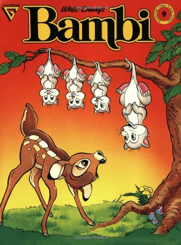 9780944599099: Walt Disney's Bambi (Gladstone Comic Album Series No. 9)