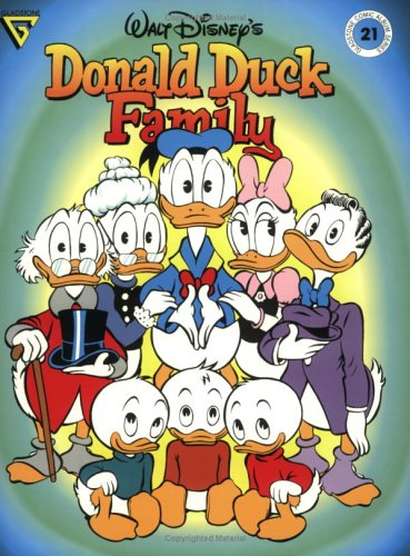Donald Duck Family # 21