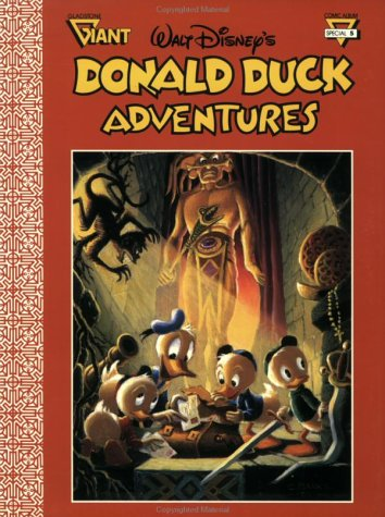 9780944599303: Walt Disney's Donald Duck Adventures: The Gilded Man