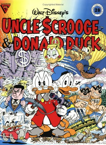 9780944599334: Walt Disney's Uncle Scrooge & Donald Duck: Don Rosa Special (Gladstone Comic Album, No. 28)