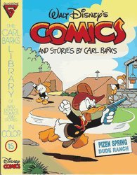 9780944599587: The Carl Barks Library of Walt Disney's Comics and Stories in Color #15 (#15)