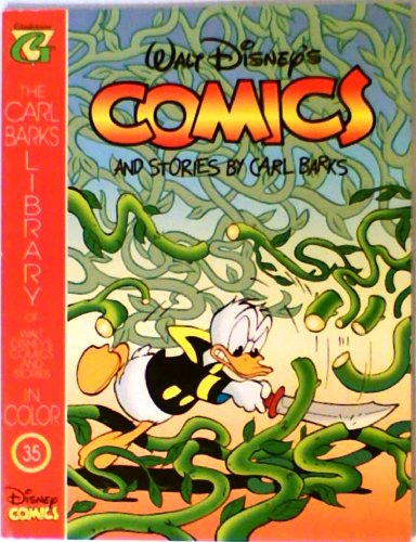 9780944599945: The Carl Barks Library of Walt Disney's Comics and Stories in Color #35 (Walt Disney's Comics and Stories by Carl Barks)